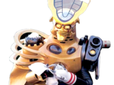 Frax (Power Rangers)