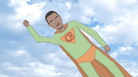 Chris Brown American Superhero