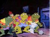 Punk Frogs