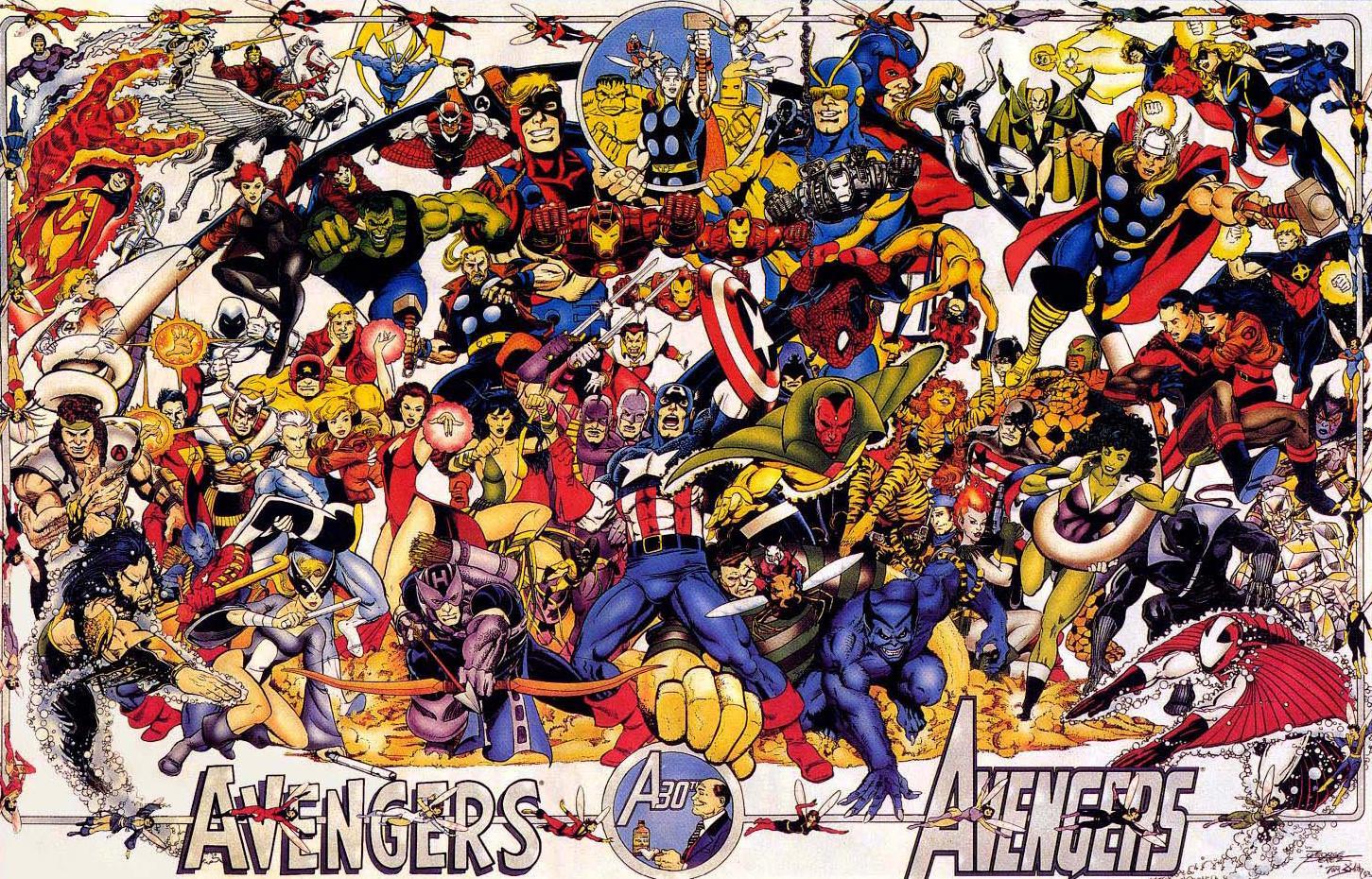 Avengers  Superhero Wiki  FANDOM powered by Wikia