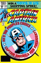Captain America for President