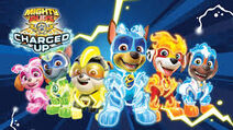 The Charged up Mighty Pups