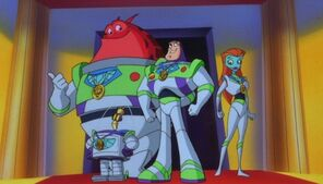 Buzz Lightyear of Starcommand