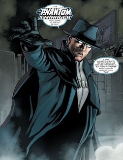 Phantom Stranger Prime Earth 001