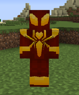 Iron Spider Minecraft Legends Mod Wiki Fandom