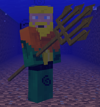 Aquaman | Minecraft Legends Mod Wiki | FANDOM powered by Wikia