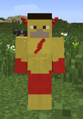 Minecraft Flash
