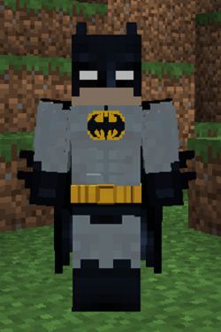 Batman | Minecraft Superheroes Unlimited Mod Wiki | FANDOM powered ...