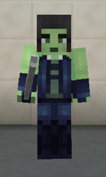 Gamora | Minecraft Legends Mod Wiki | FANDOM powered by Wikia