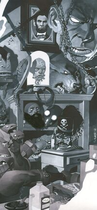 Trophy Room (Villains)