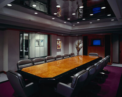 Meeting Room (Heroes)