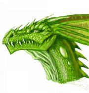 Green Dragon by LordHannu