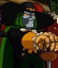 Captain Doom