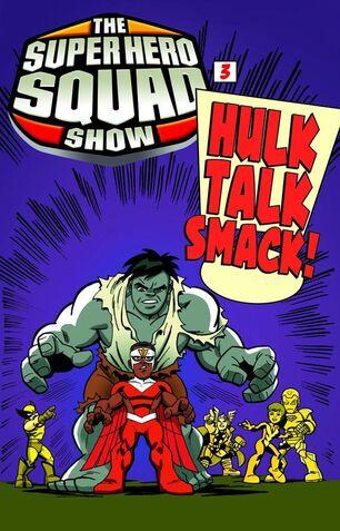 Hulk talk smack super