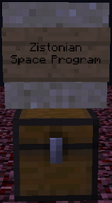 Zistonianspaceprogram
