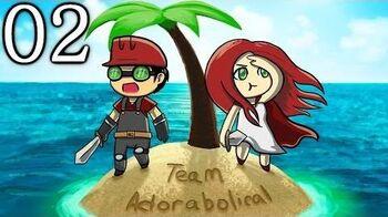Adorabolical Plays Sunburn Islands 02 I Am Sworn to Carry Your Burdens