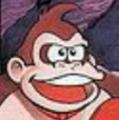 Donkey Kong Portrait