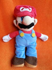 Mario plush toy