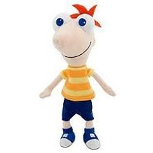Phineas plush toy