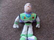 Buzz lightyear plush toy