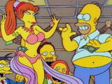 Homer's Night Out