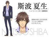 Shiba Natsuo