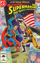 Superman IV Movie Special