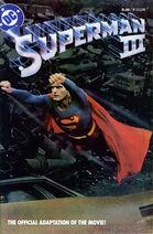 Superman III Comic