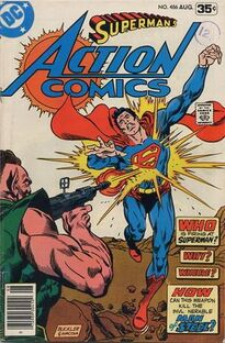 Action Comics Issue 486
