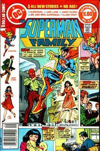 Superman Family 210
