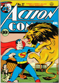 Action Comics Issue 27