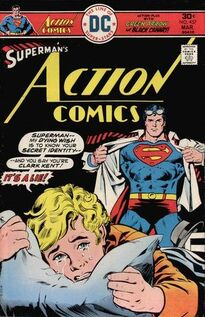 Action Comics Issue 457