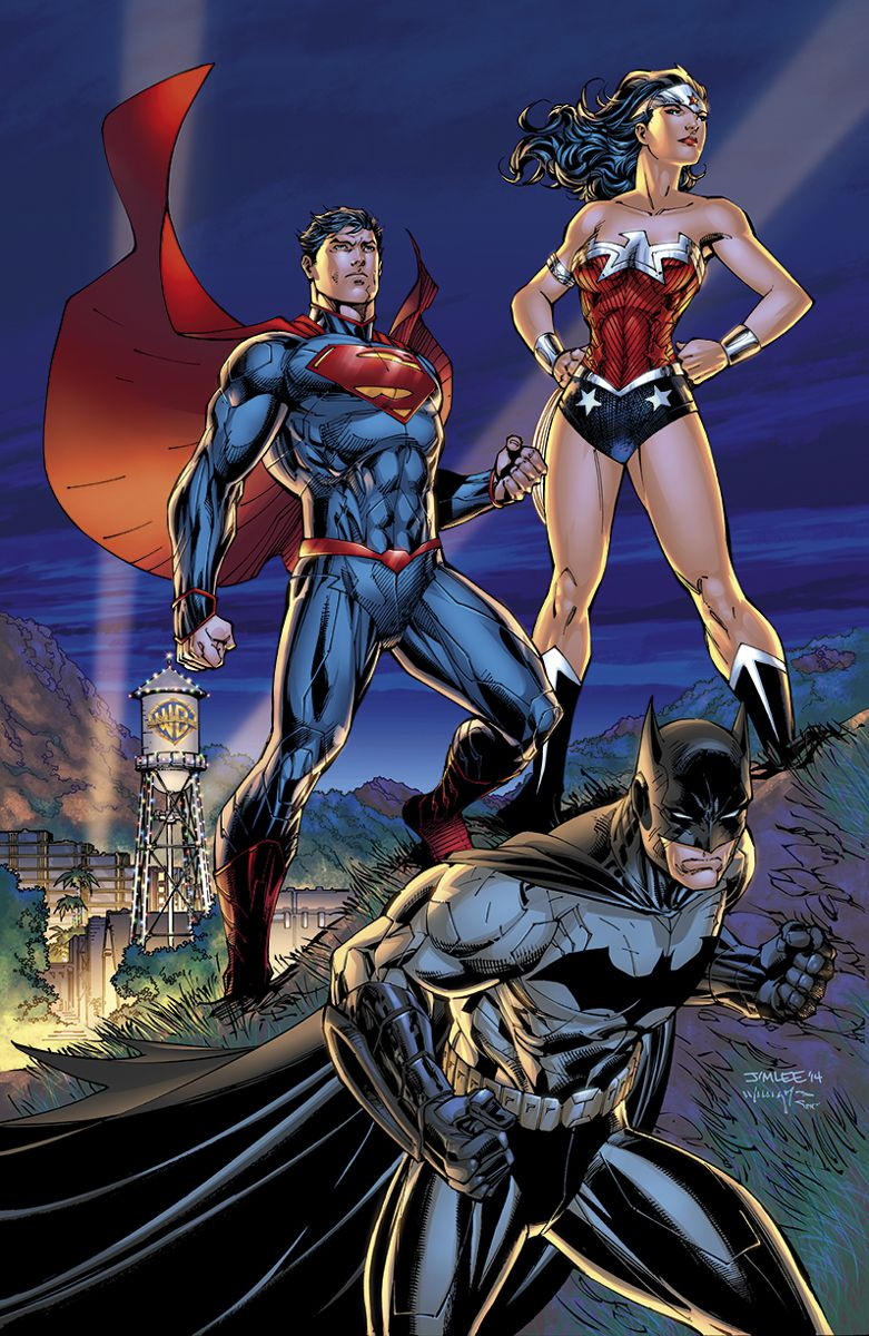 La Trinidad   Wiki Superman   Fandom