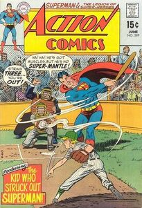 Action Comics Issue 389