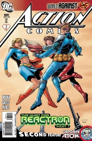 Action Comics Issue 881
