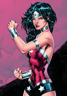 Wonder Woman poderes