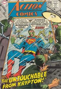 Action Comics Issue 364