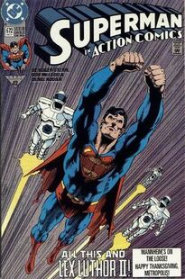 Action Comics Issue 672