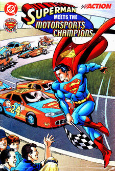 Superman-Meets-the-Motorsports-Champions
