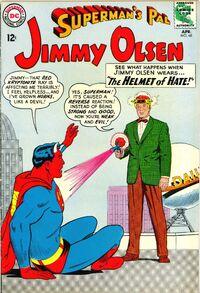 Supermans Pal Jimmy Olsen 068