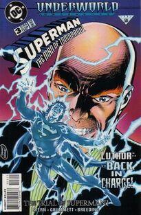 Superman Man of Tomorrow 3