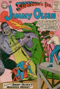 Supermans Pal Jimmy Olsen 084