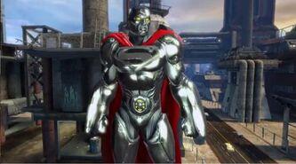 DCU Online Steel
