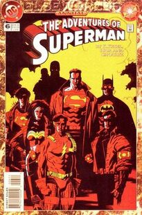The Adventures of Superman Annual 6