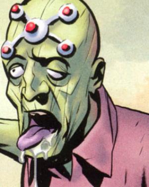 Bizarro Brainiac