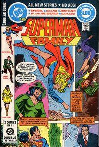 Superman Family 205