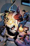Superman v3 40 textless variant
