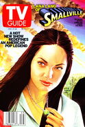 TvGuide Smallville-Ross cover Lana Lang
