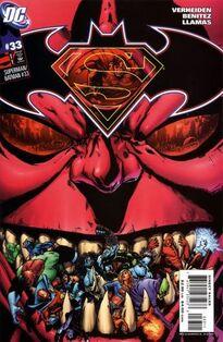 Superman Batman 33