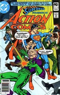 Action Comics Issue 510
